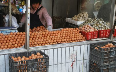 Ostern in China