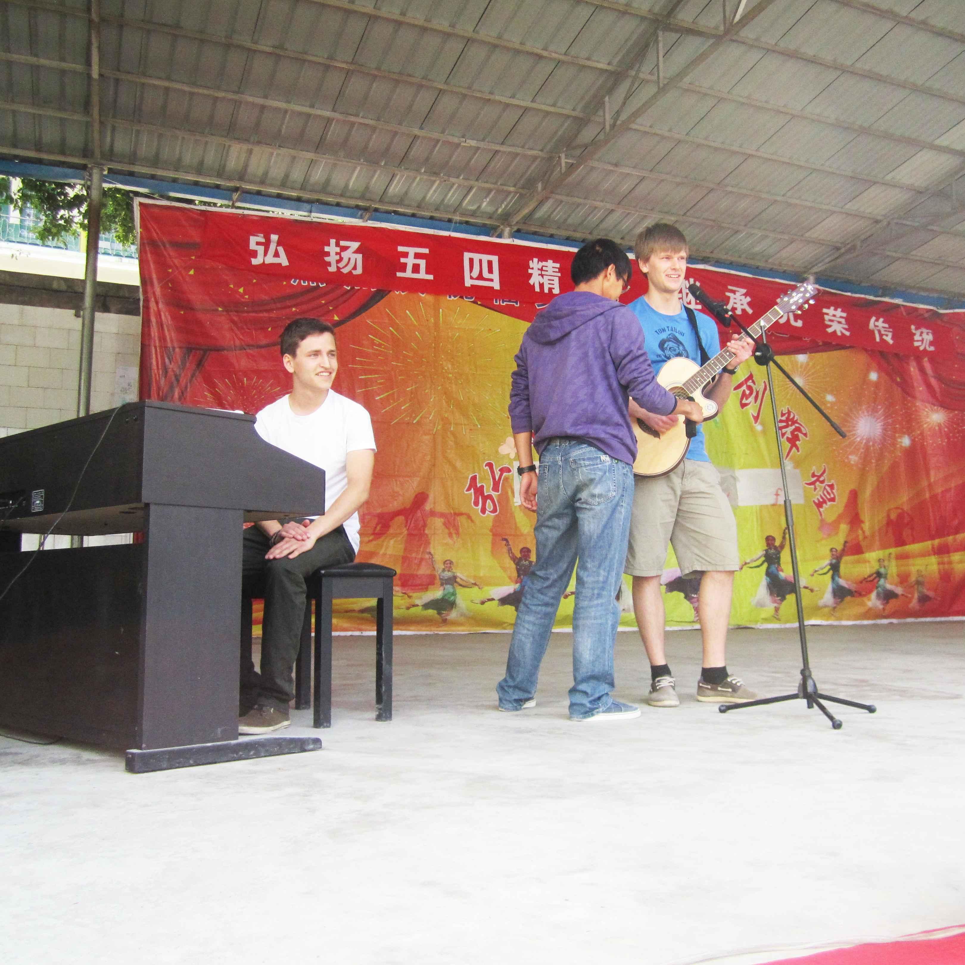 Freiwilligendienst in China, FSJ in China