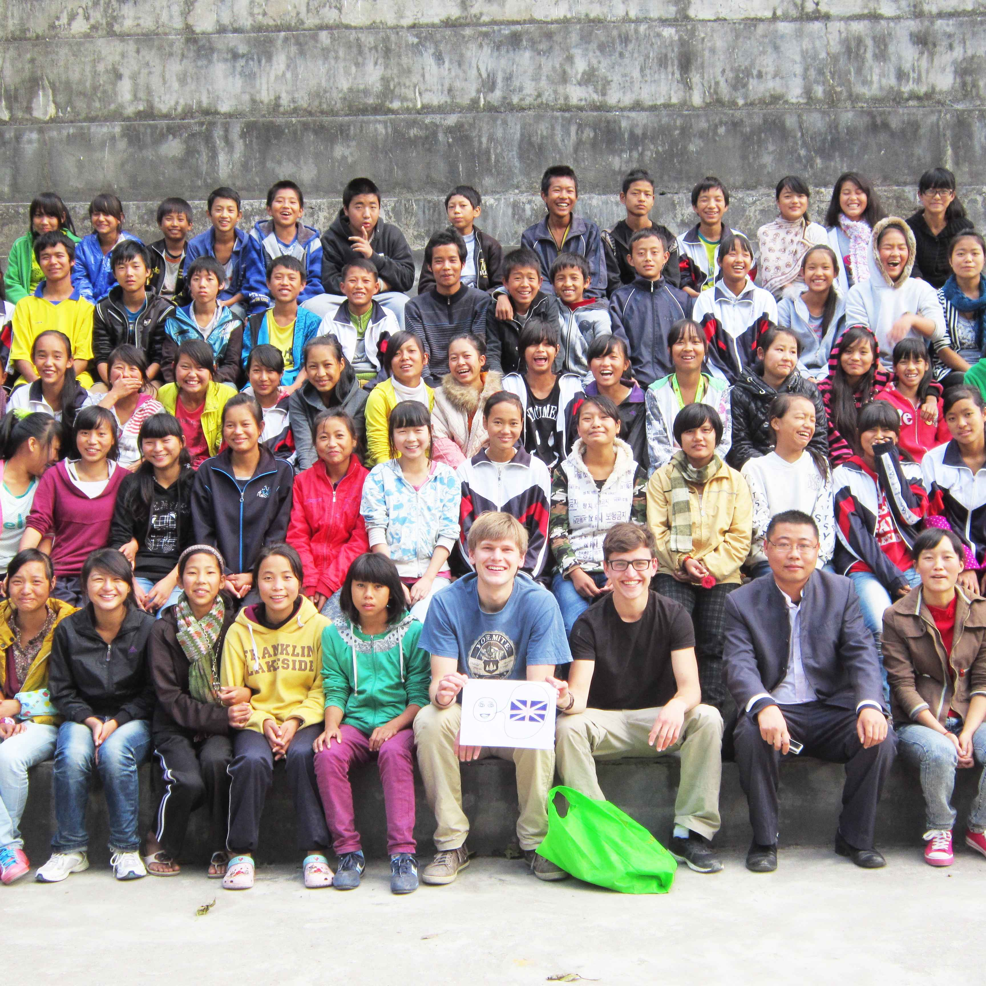 FSJ in China