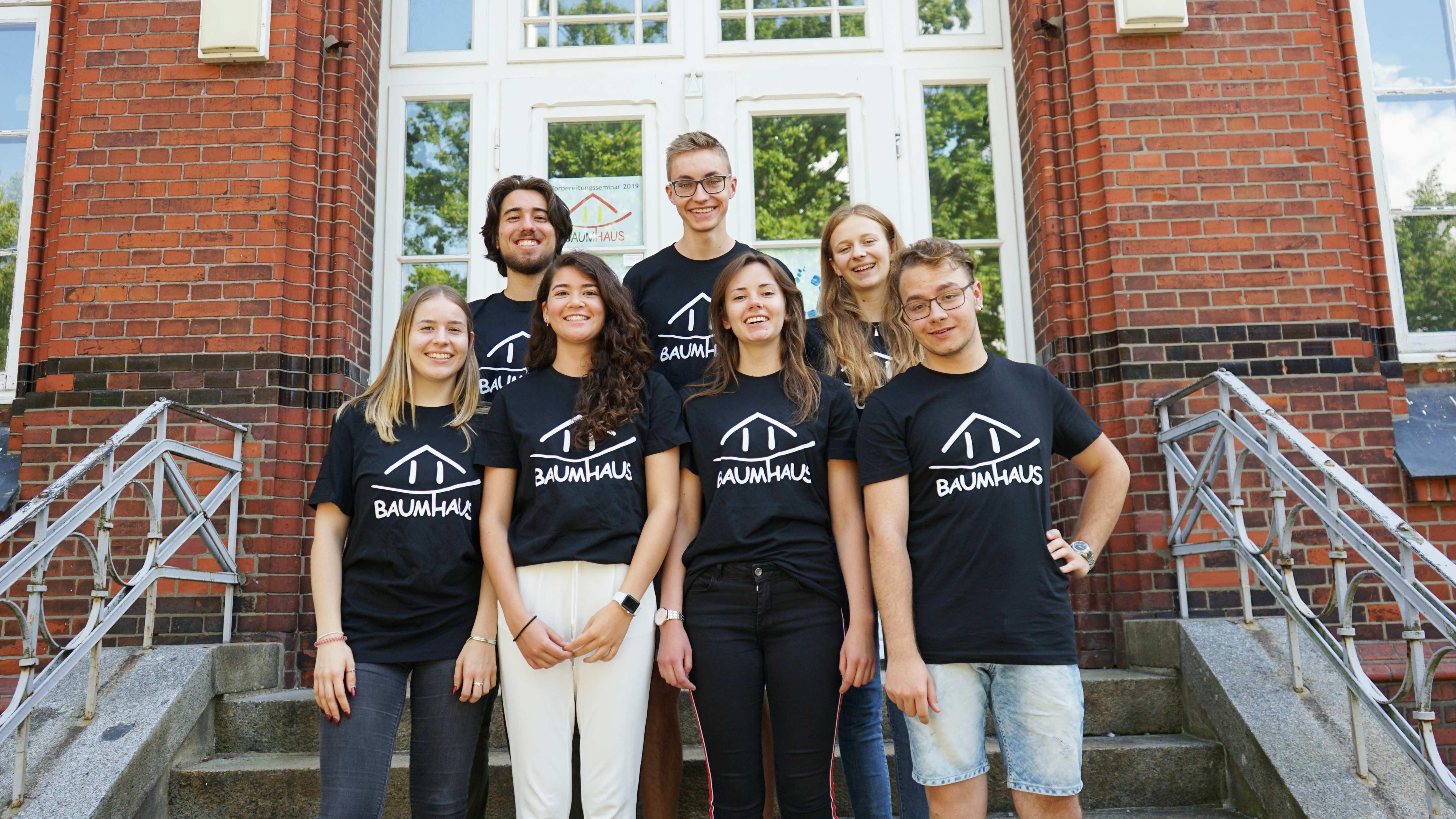 10. Generation Baumhaus-Freiwilliger für Freiwilligendienst in China