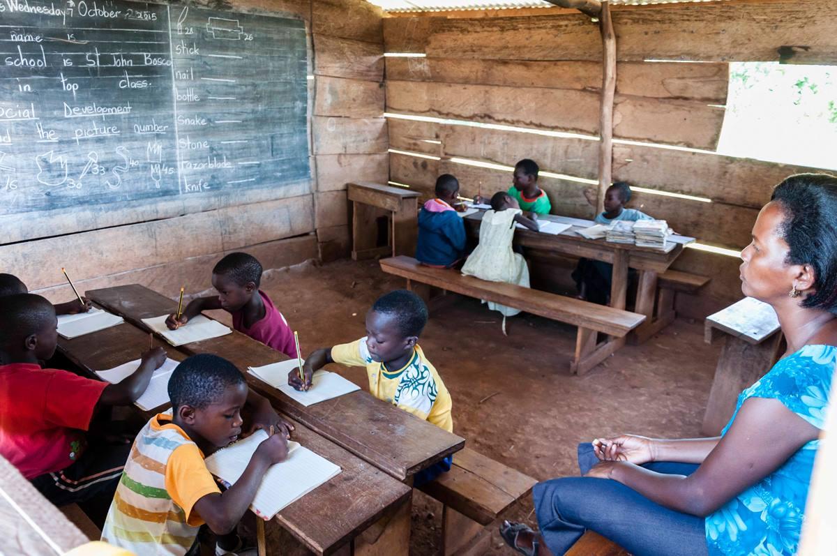 KIDA NGO Uganda Projects Volunteers
