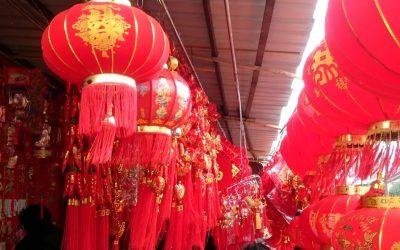 Frühlingsfest – ein Familienfest auf Chinesisch