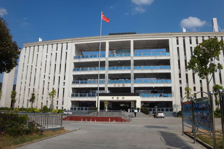 Liu Zhong Schulgebäude