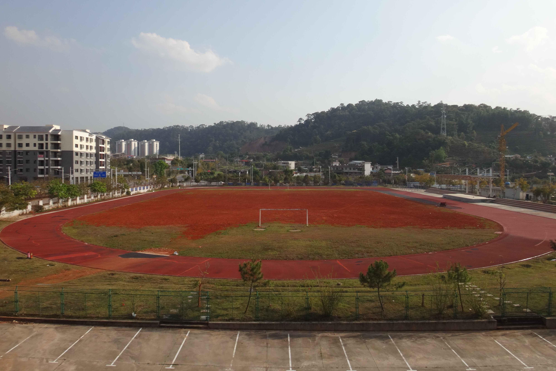 Simao Liu Zhong Sportplatz