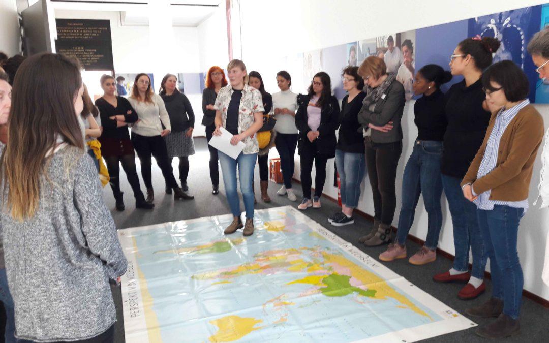 Lesung an der UKSH Akademie in Kiel