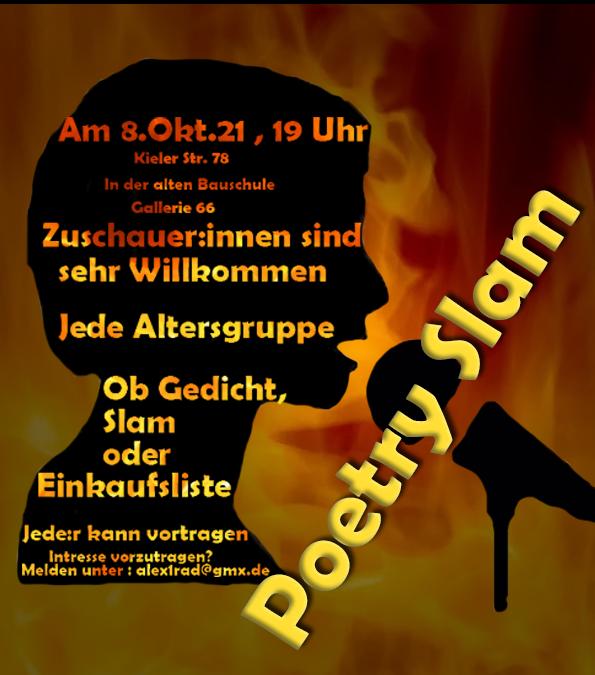 Poetry Slam Eckernförde